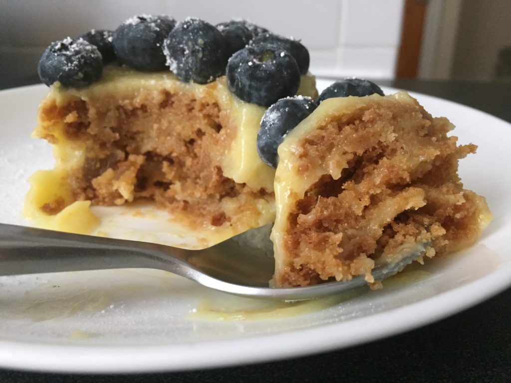 lemon curd recipe with ginger and blueberry