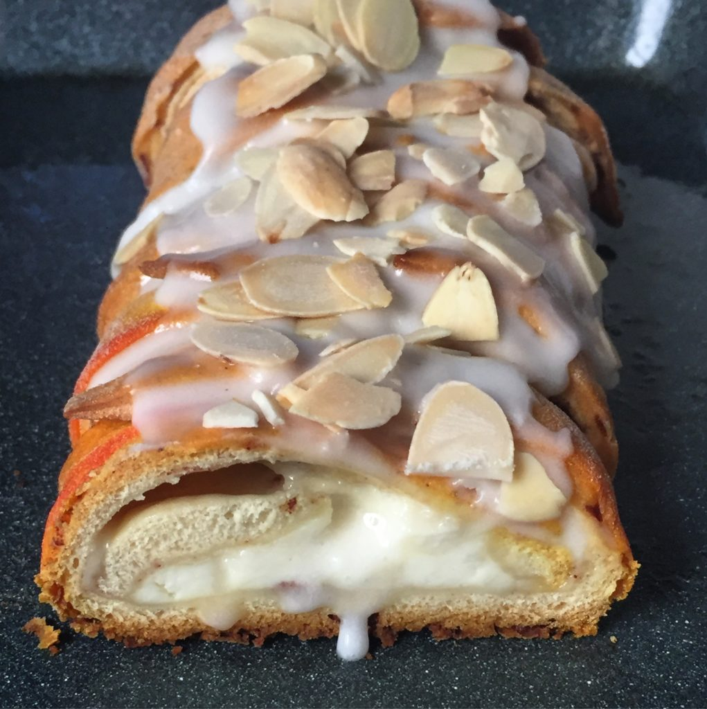 3 ingredient cinnamon breakfast braid recipe pillsbury cinnamon rolls