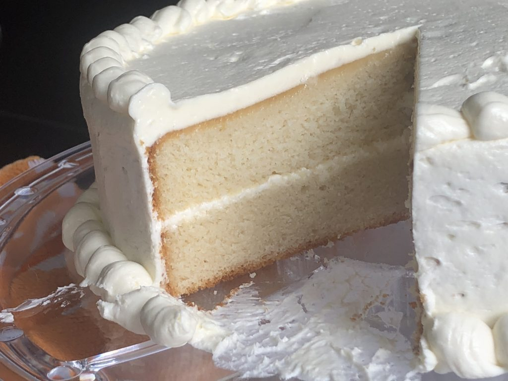 best recipe for vanilla cake and vanilla frosting